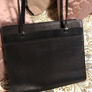 Louis Vuitton Epi Croisette Bag Authentic